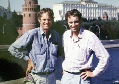 1990 Moscow in Soviet Days - Bluyonda