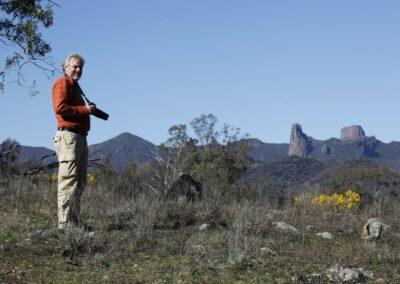 2012 Warrumbungle National Park John - Bluyonda