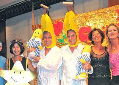 2009: Bananas_Hong Kong Tennis