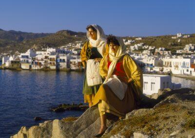Bluyonda Portrait Greece