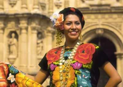 Bluyonda Portrait Mexico