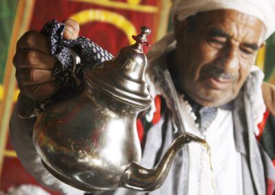 Bluyonda Portrait Morocco