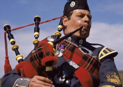Bluyonda Portrait Scotland