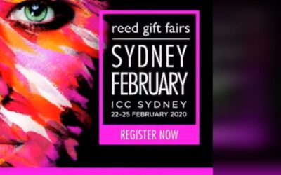 Bluyonda presents at the Reed Gift Fair Sydney