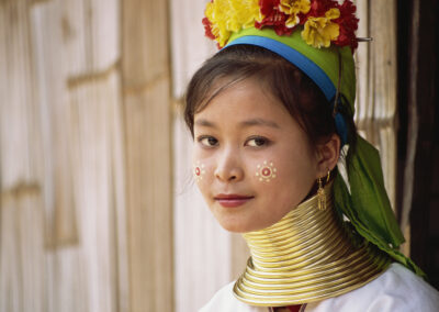 Thailand, Young Woman