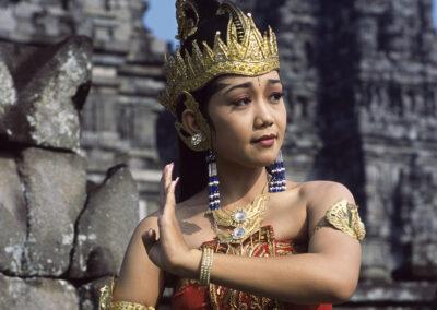 Indonesia, Ramayana Dancer